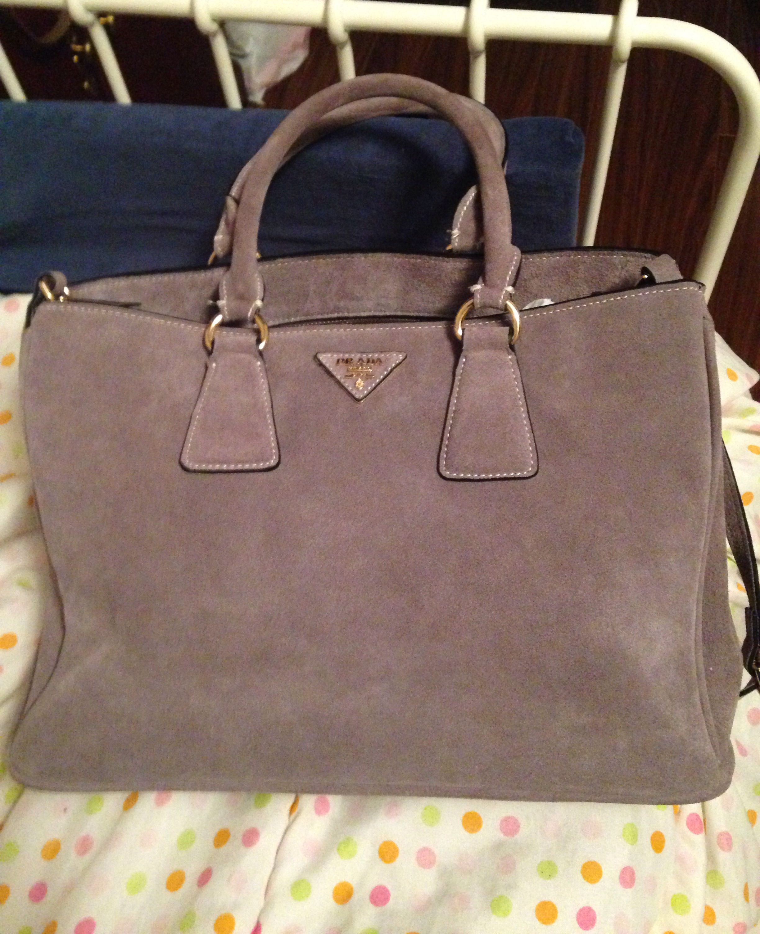 Prada Purse B8888 Vela Nero Purses Handbags