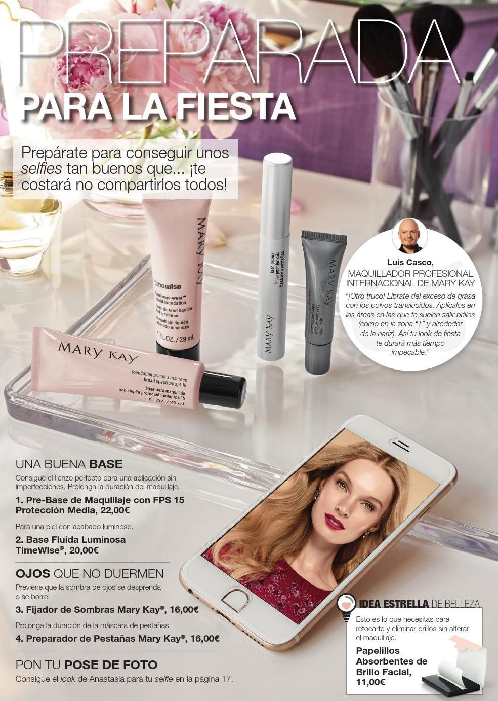 Libros De Maquillaje Profesional Belleza De España New Book The Look February 15 16 Mary Kay