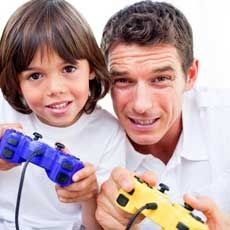 We have over 3,000 video games, eight 50' HDTV's, and sleek gaming chairs where you can crash with friends or go solo. Play anything you want from modern to retro consoles, ranging from NES, N64 and Gamecube to Xbox One, PS4 and Wii U.