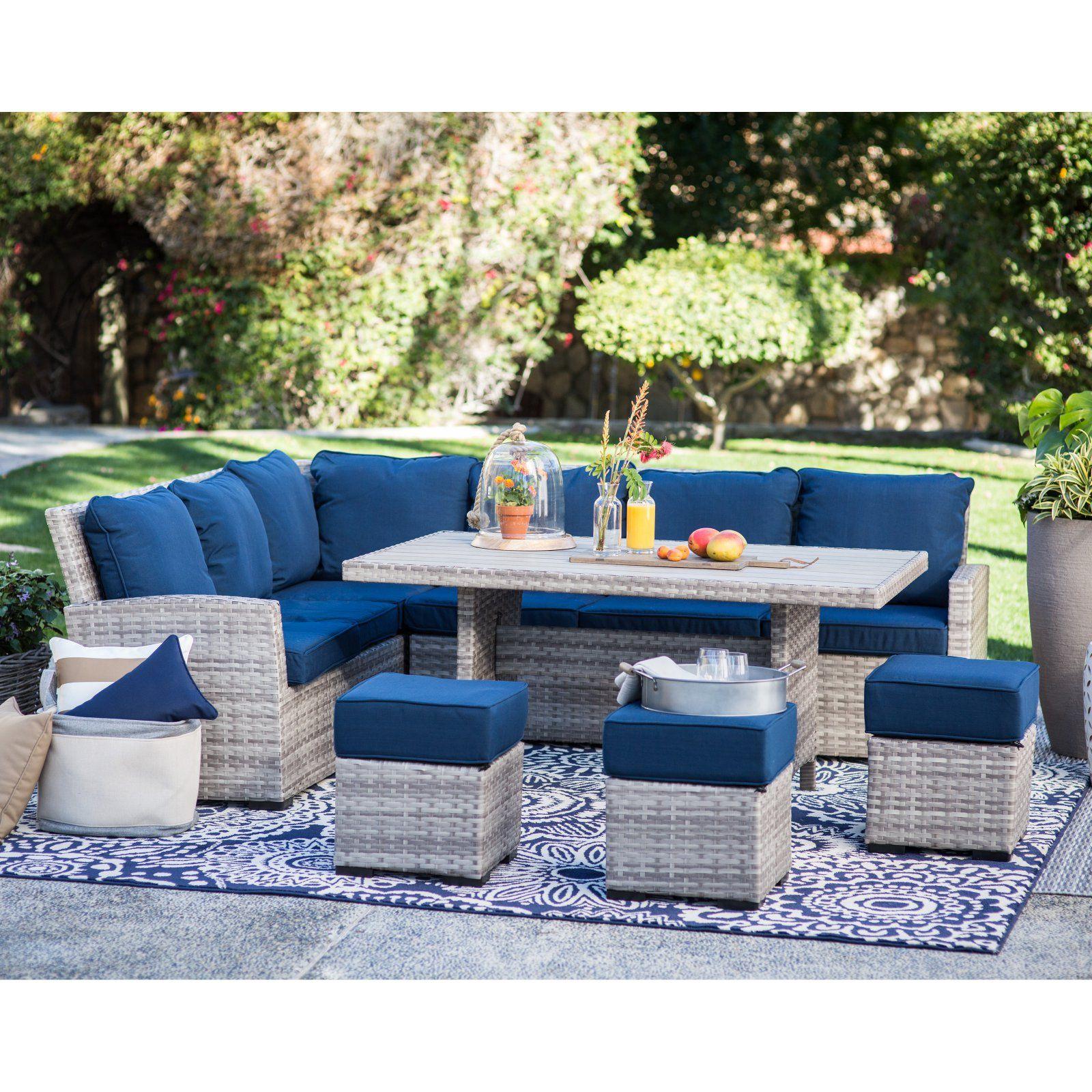 Patio Garden Dining Furniture