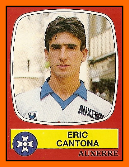 Eric cantona's player data and stats, clubs's career, identities, teammates, family, transfers, titles won. Eric Cantona, Auxerre. | Eric cantona, Joueur de football ...
