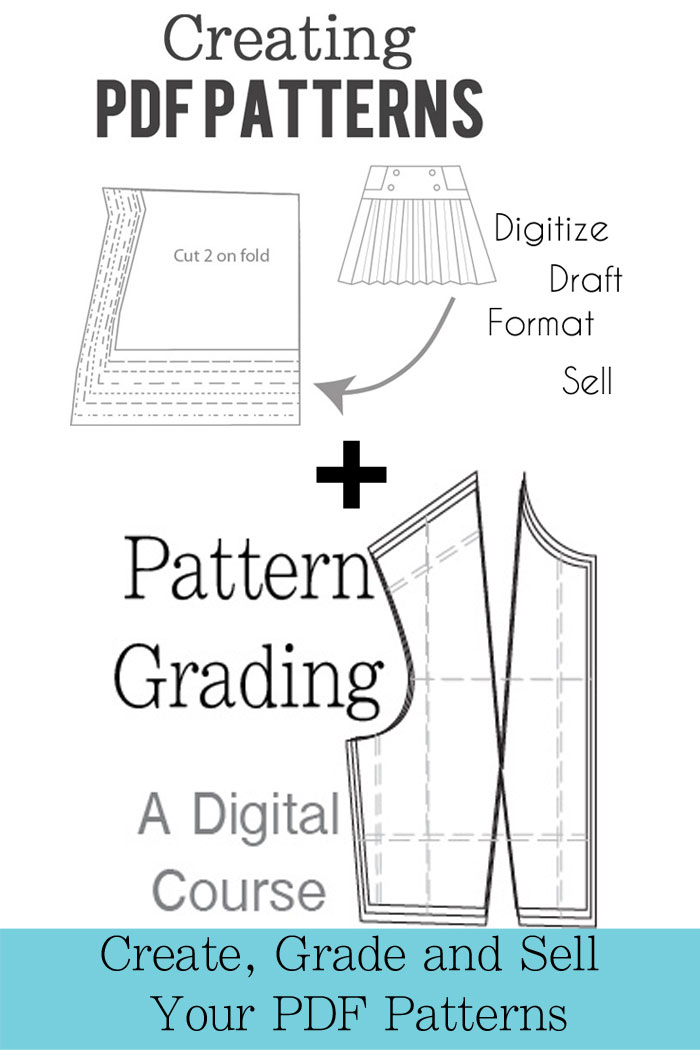 Ultimate List Of Online Sewing Pattern Making Classes Books