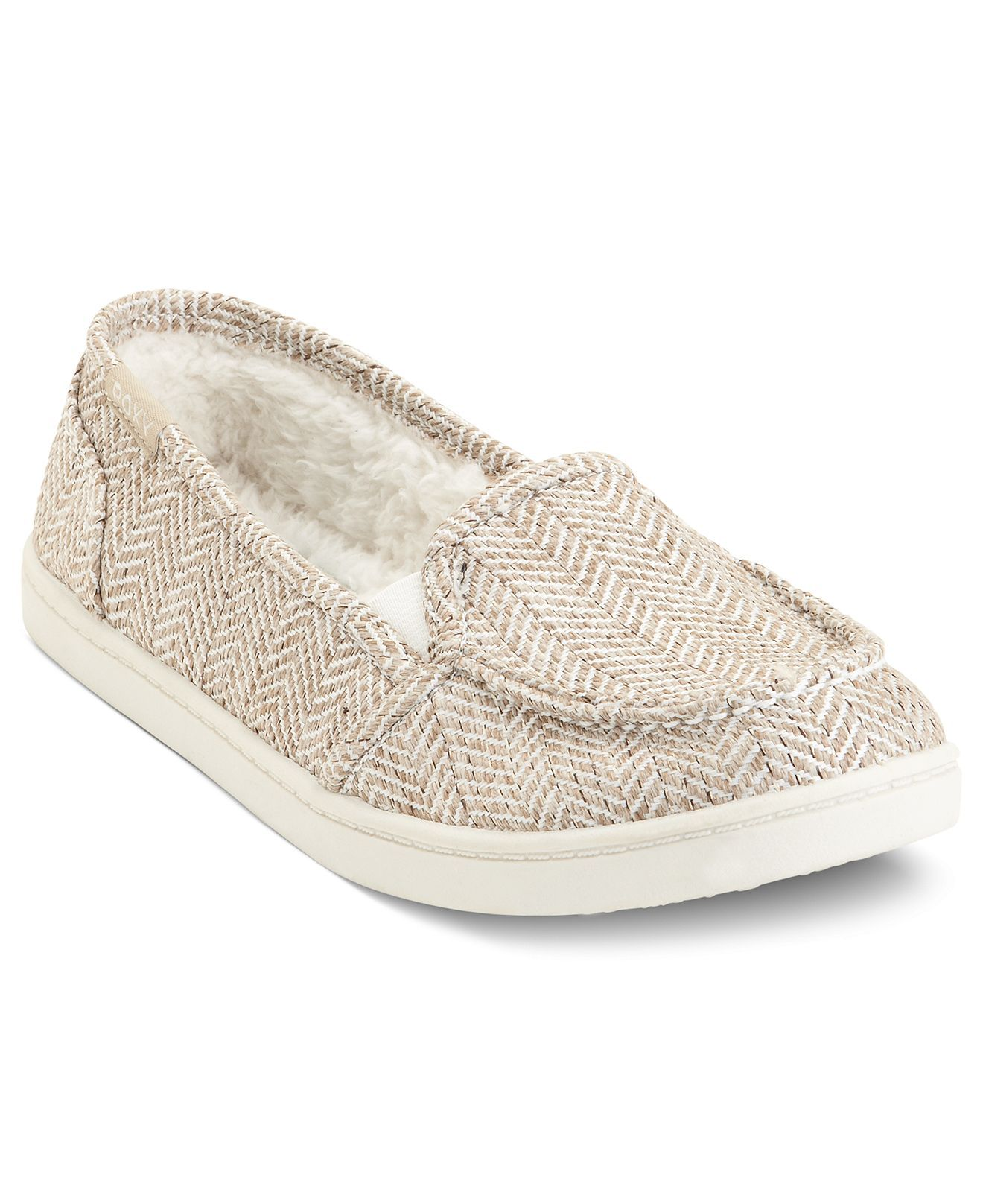 Need these for yoga/pilates slip offs. Roxy Shoes, Lido Skimmer Faux-