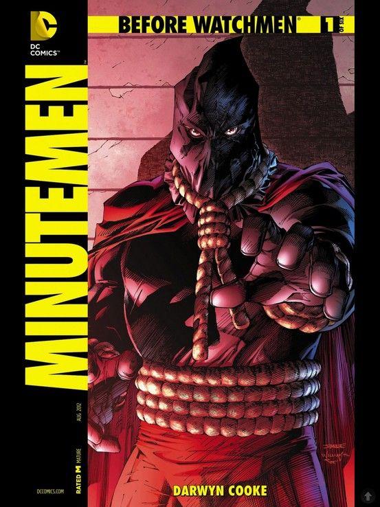 Minutemen #1
