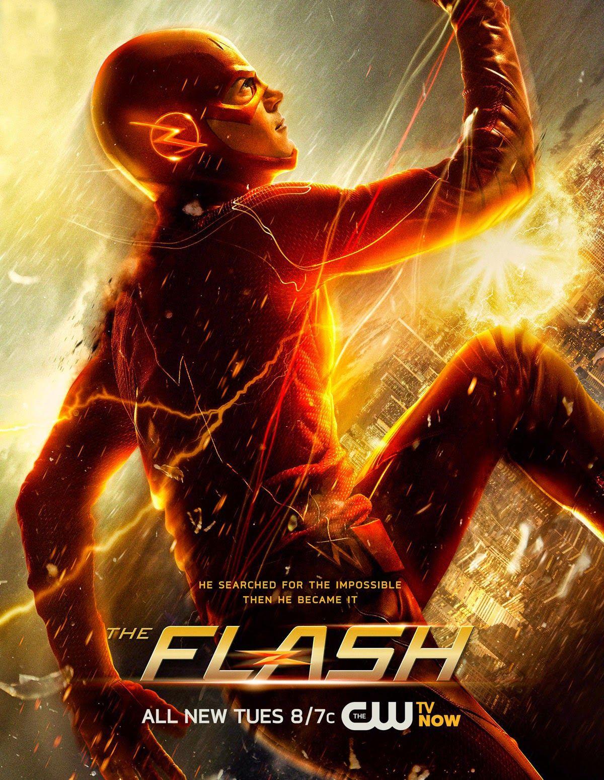 The Flash La Serie 2014 The Flash Season Flash Tv Series