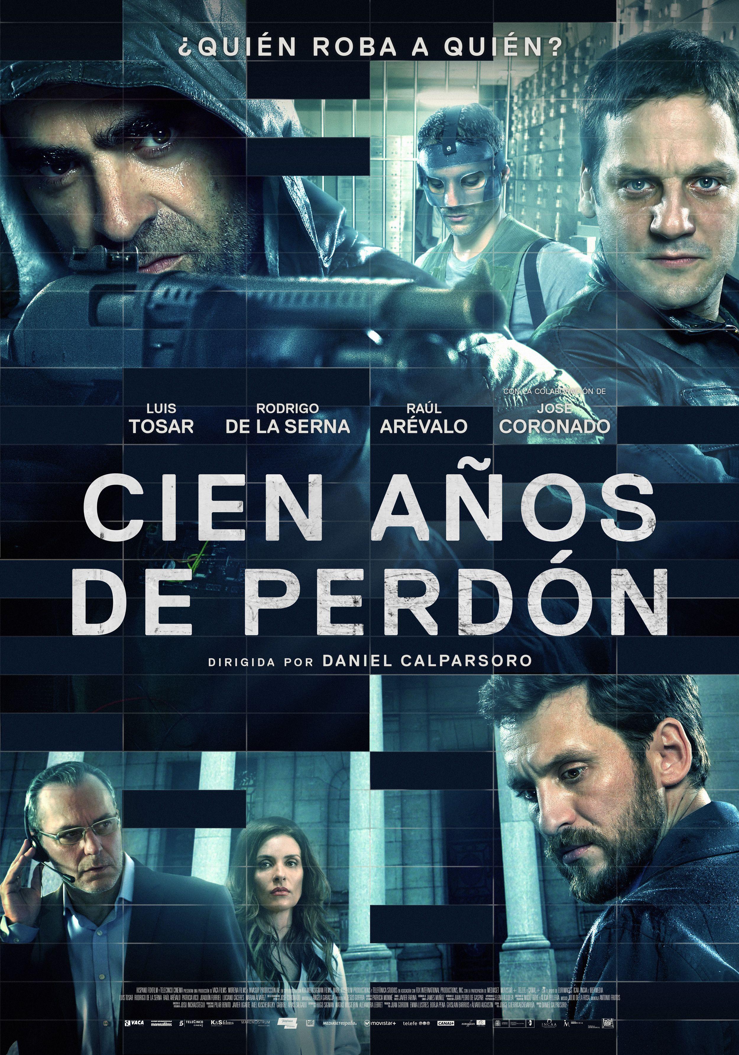 Cien Años De Perdon 2016 Ver Online Http Www Peliculasmas Com Cine Espanol 45410 Ver Estren Cien Años Películas En Línea Gratis Peliculas Online Gratis