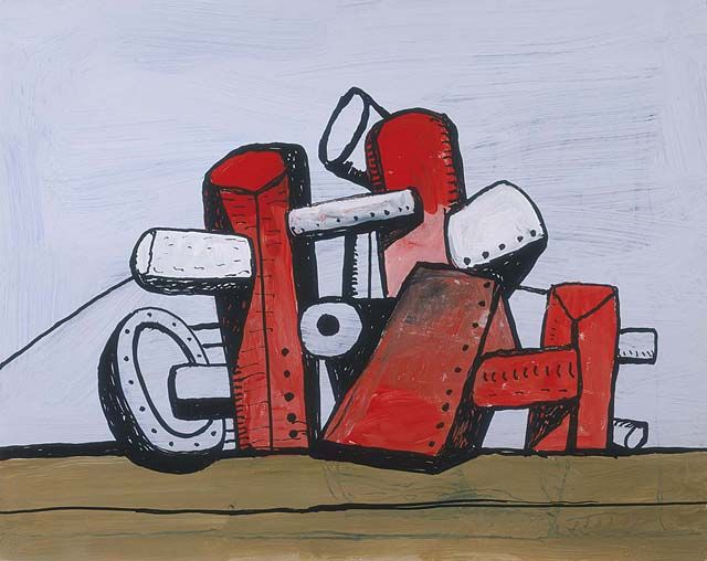 Philip Guston - Untitled 1980