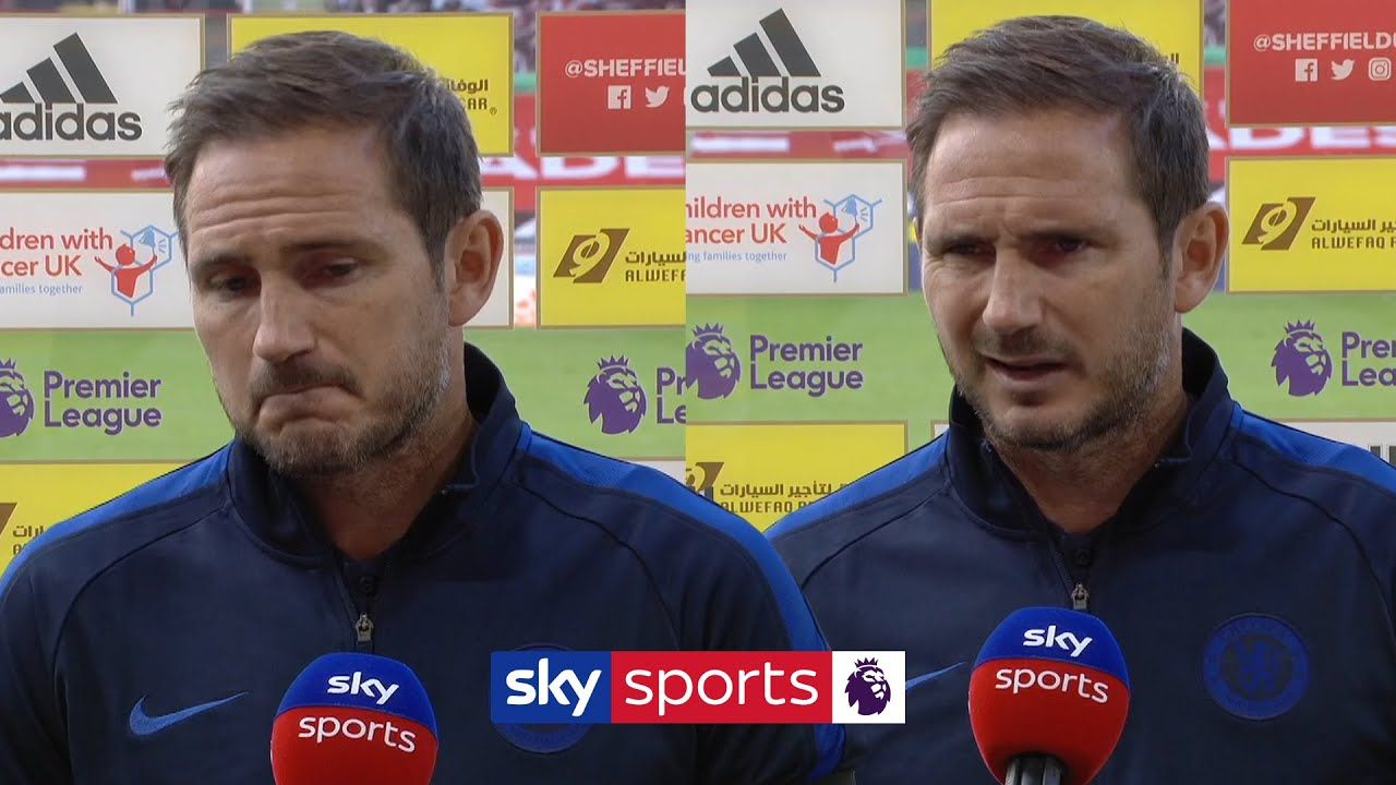 """I learnt a lot"" Frank Lampard concerned after Chelsea's"
