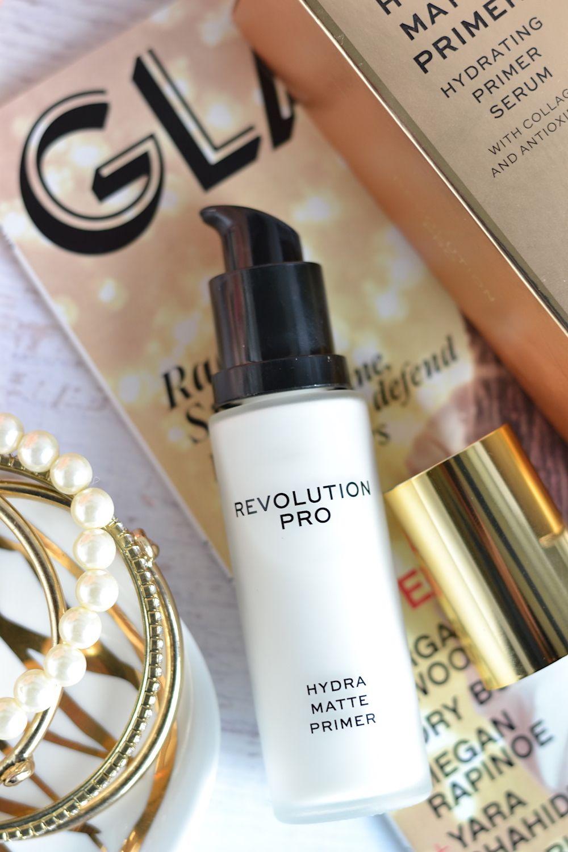 Revolution PRO Hydra Matte Primer Fenty Beauty Hydrating