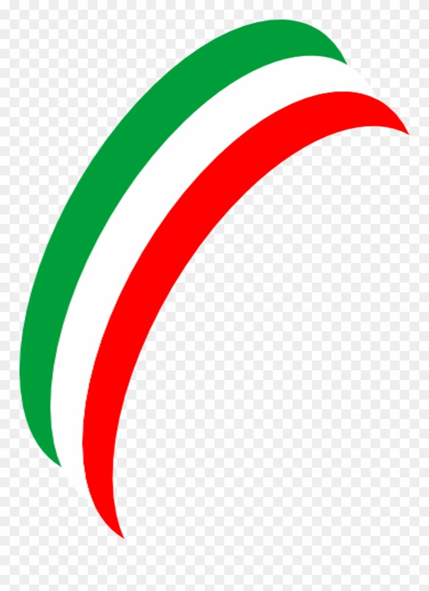 Download Hd Italy Clipart Flag Italian Italian Flag Ribbon Png Transparent Png And Use The Free Clipart For Your Creative Pr Ribbon Png Clip Art Italian Flag