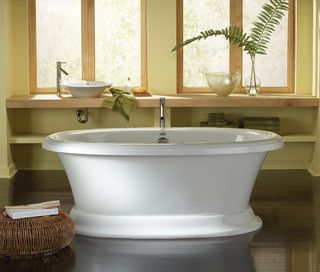 Serenity 13 Traditional Bathroom Orange County By Aquatic