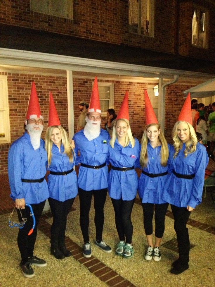 Never Gnome Alone! Easy $21 Gnome Costume $12 men\u0027s button