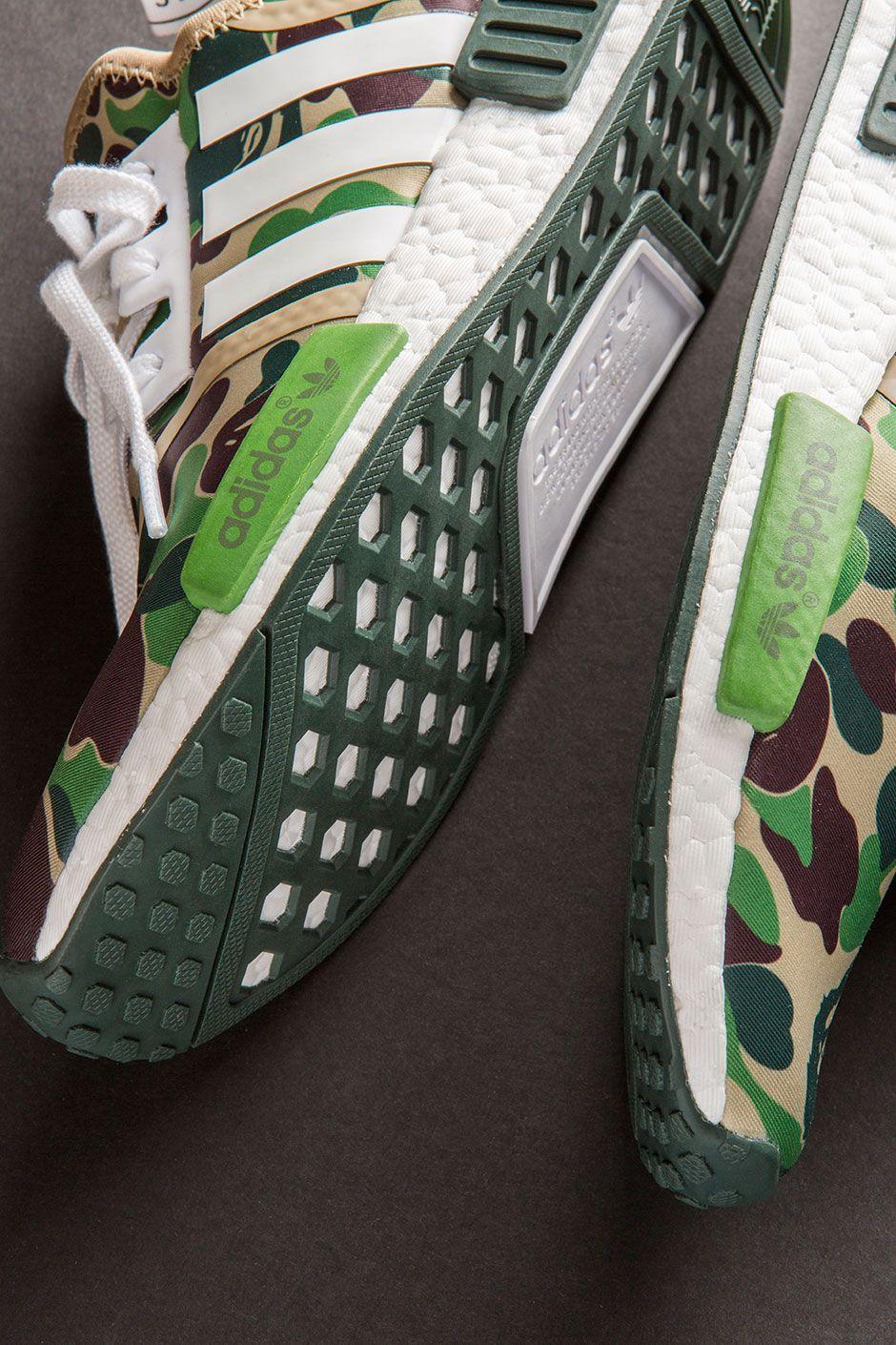 Cheap Adidas NMD R1 Trail Dark Green