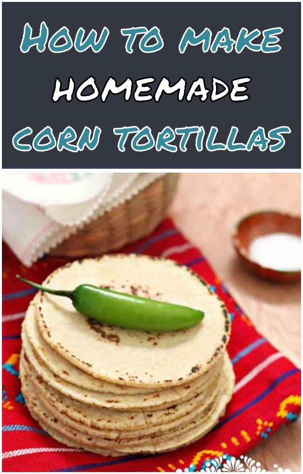 Wondrous How To Make Homemade Corn Tortillas Mexico In My Kitchen Home Interior And Landscaping Mentranervesignezvosmurscom