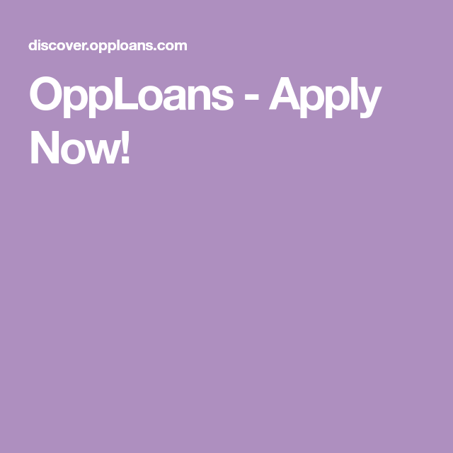 How Long Does It Take To Get Money From Opploans