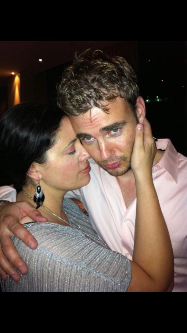 robin dunne and amanda tapping