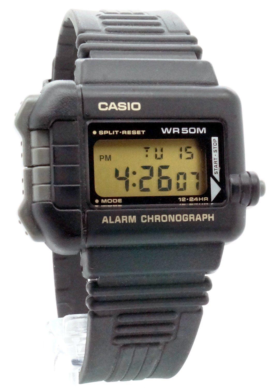 Homme Alarme Casio Quartz Montre Wn 1v 10 Digitale zpqUSVMG