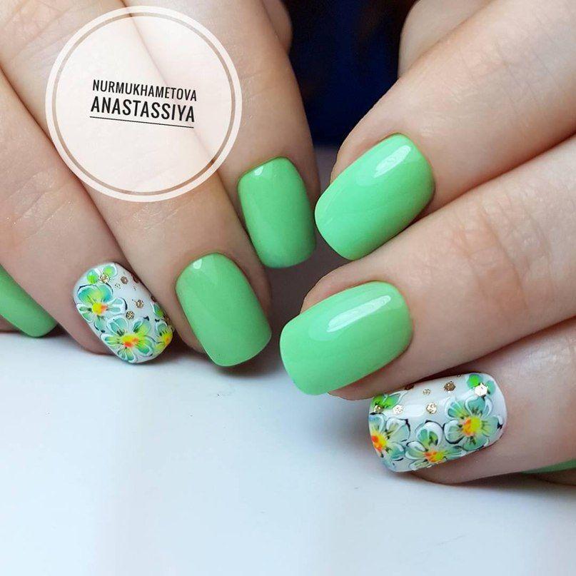 Маникюр   Ногти   Diseño de uñas   Pinterest   Diseños de uñas ...