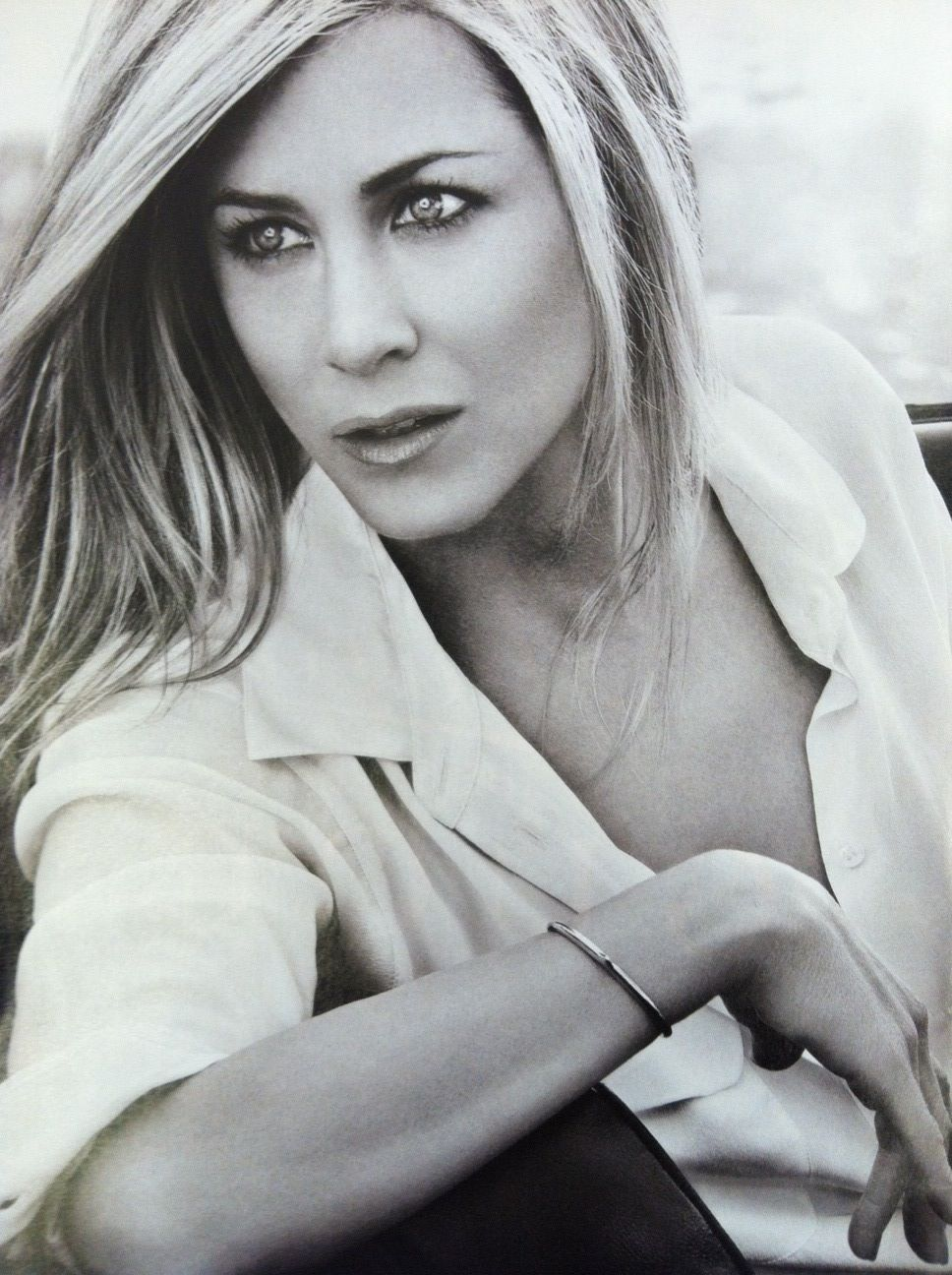 The woman who will never age and will get even more beautiful as she gets older! #JenniferAniston