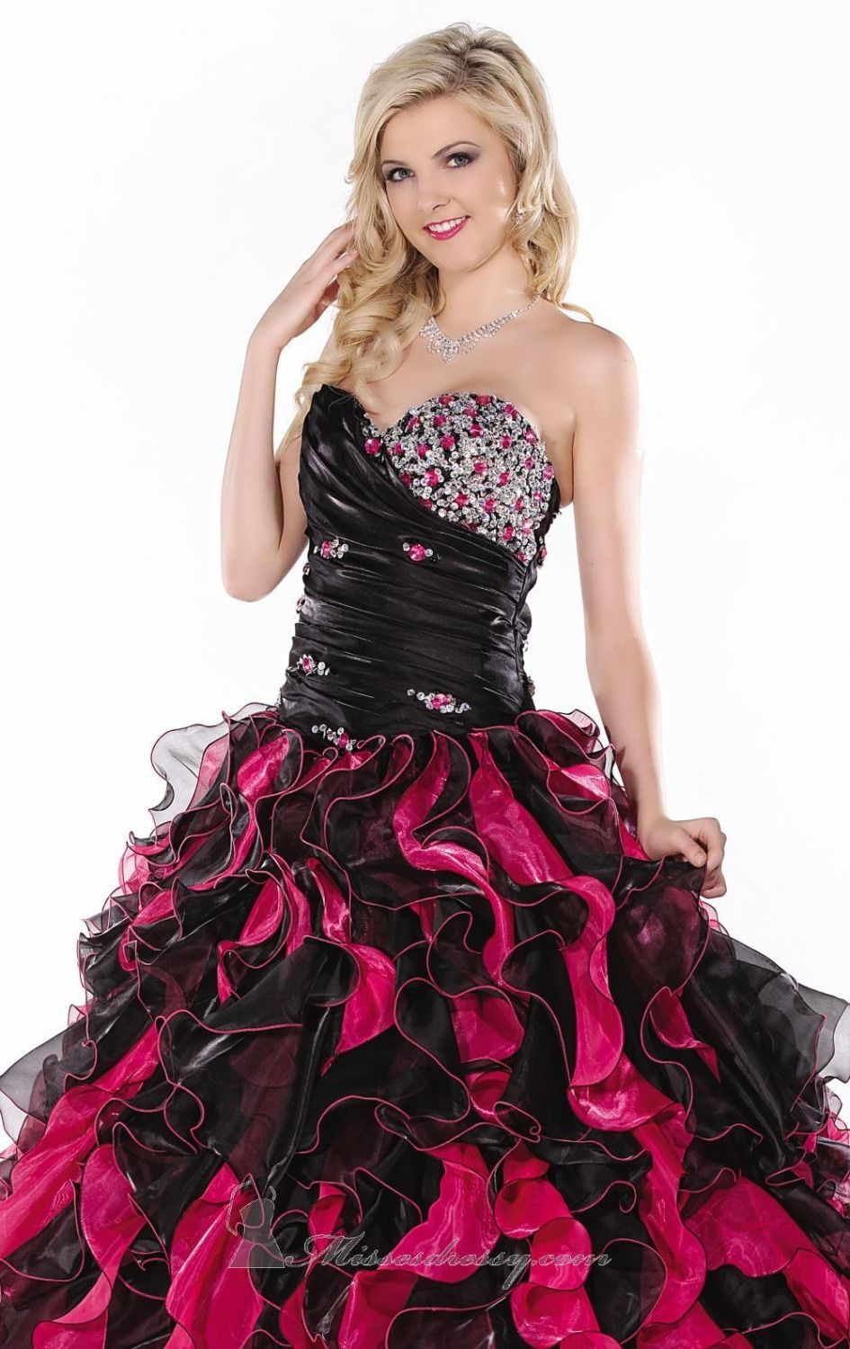 Fabulous purple quinceanera dresses vestido de festa pink black