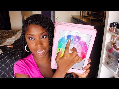 Hd Makeup Tutorial Good Contour Highlight For A Round Face Of Fabulous