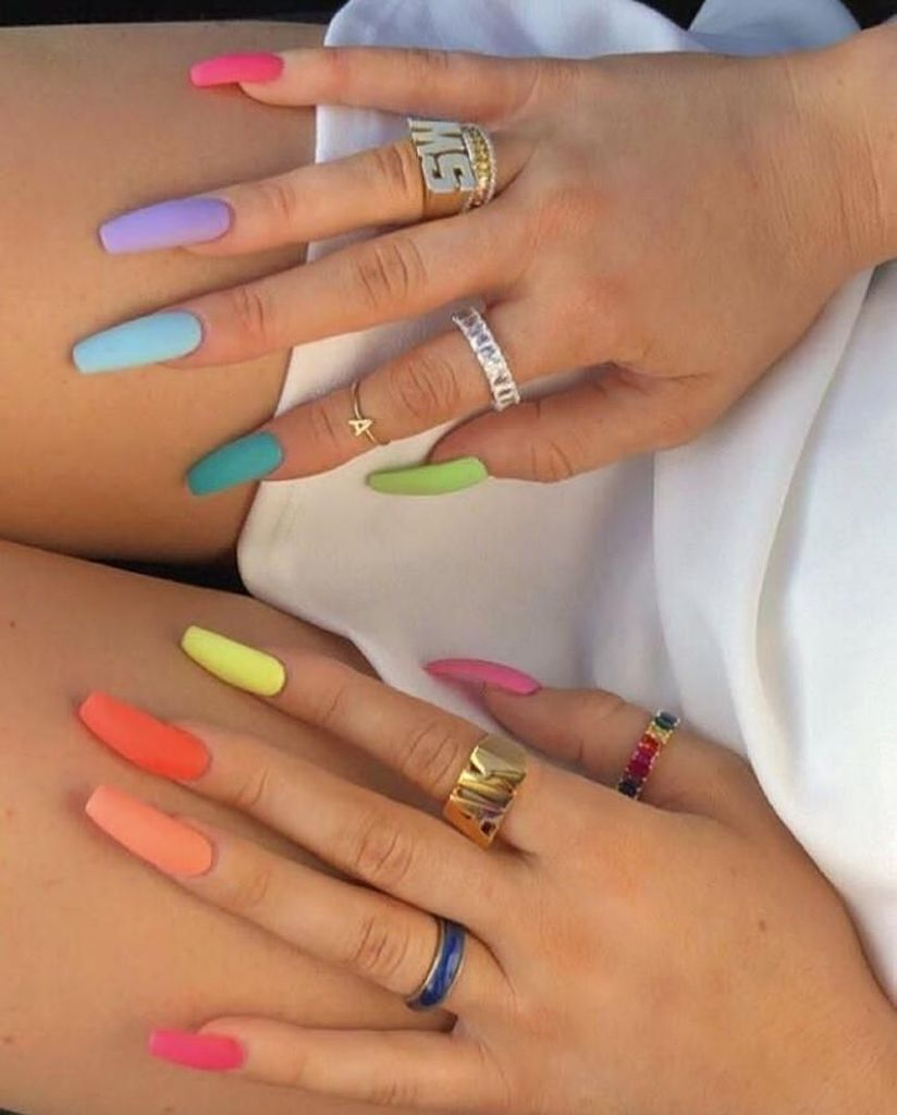 30 Most Beautiful Nail Art Trend Ideas For 2019 Paznokcie