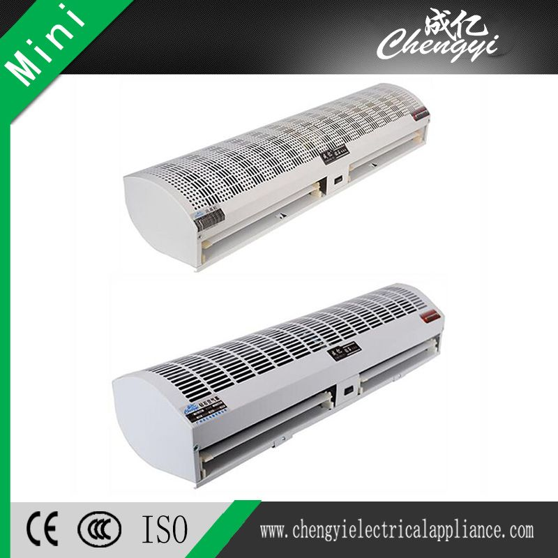 Competitive Price Mini Cross Flow Air Curtain Air Doors Commercial