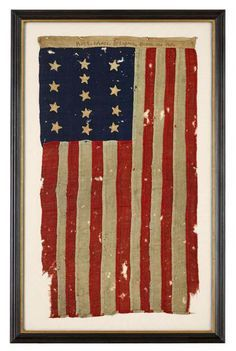 13 Star Revolutionary War Flag American War Of Independence American Revolutionary War American War