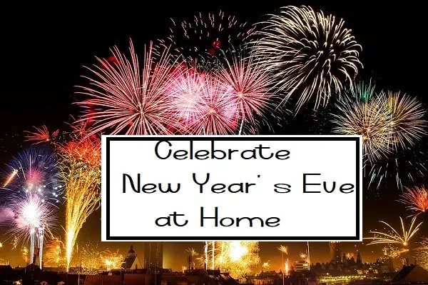 Celebrate New Year's Eve At Home | Food themes, Dating ...