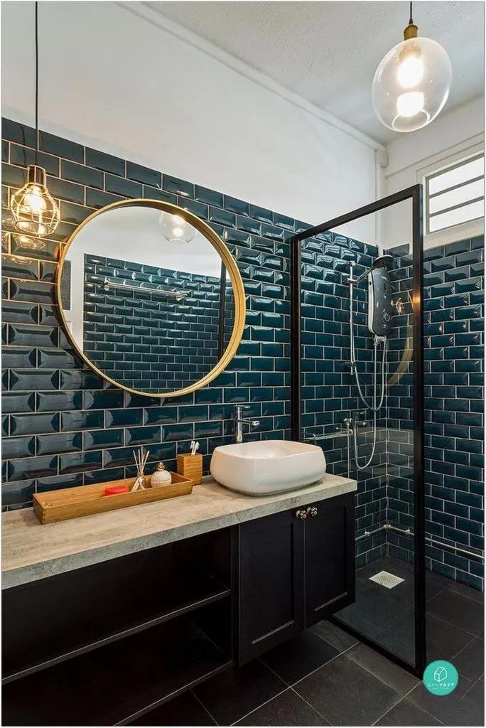 Photo of 42+ Unglaubliche kleine Ideen für den Umbau des Badezimmers, die Sie ausprobier…