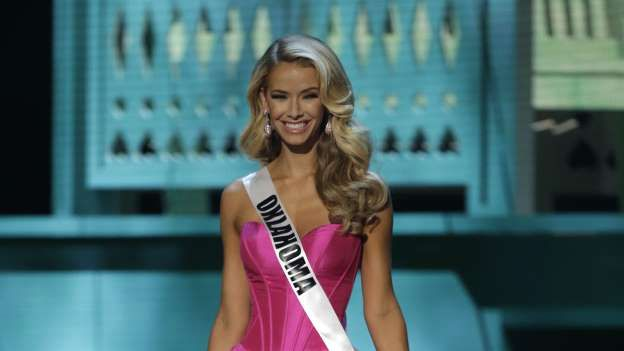TVtype: Tulsas Miss USA will stun in parade of nations on