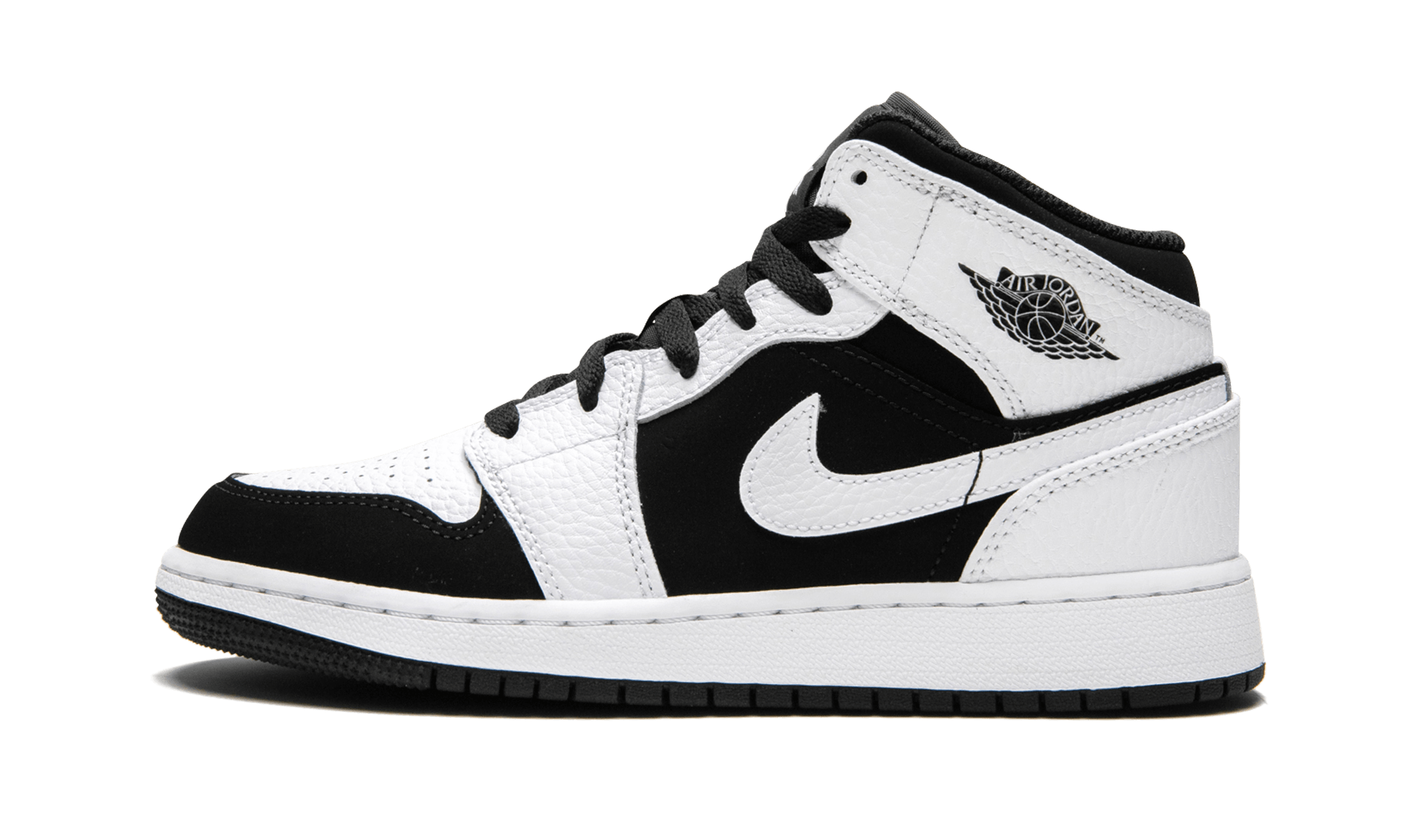 Jordan Air 1 Mid (GS) Shoes Size 5.5Y in 2020 First