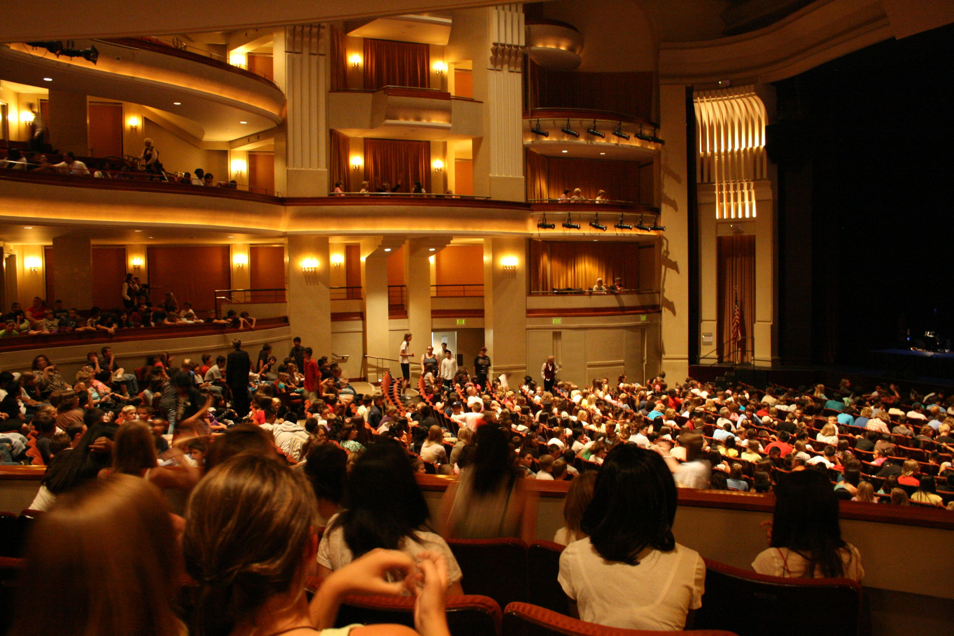 Pin by california center for the arts on concert hall