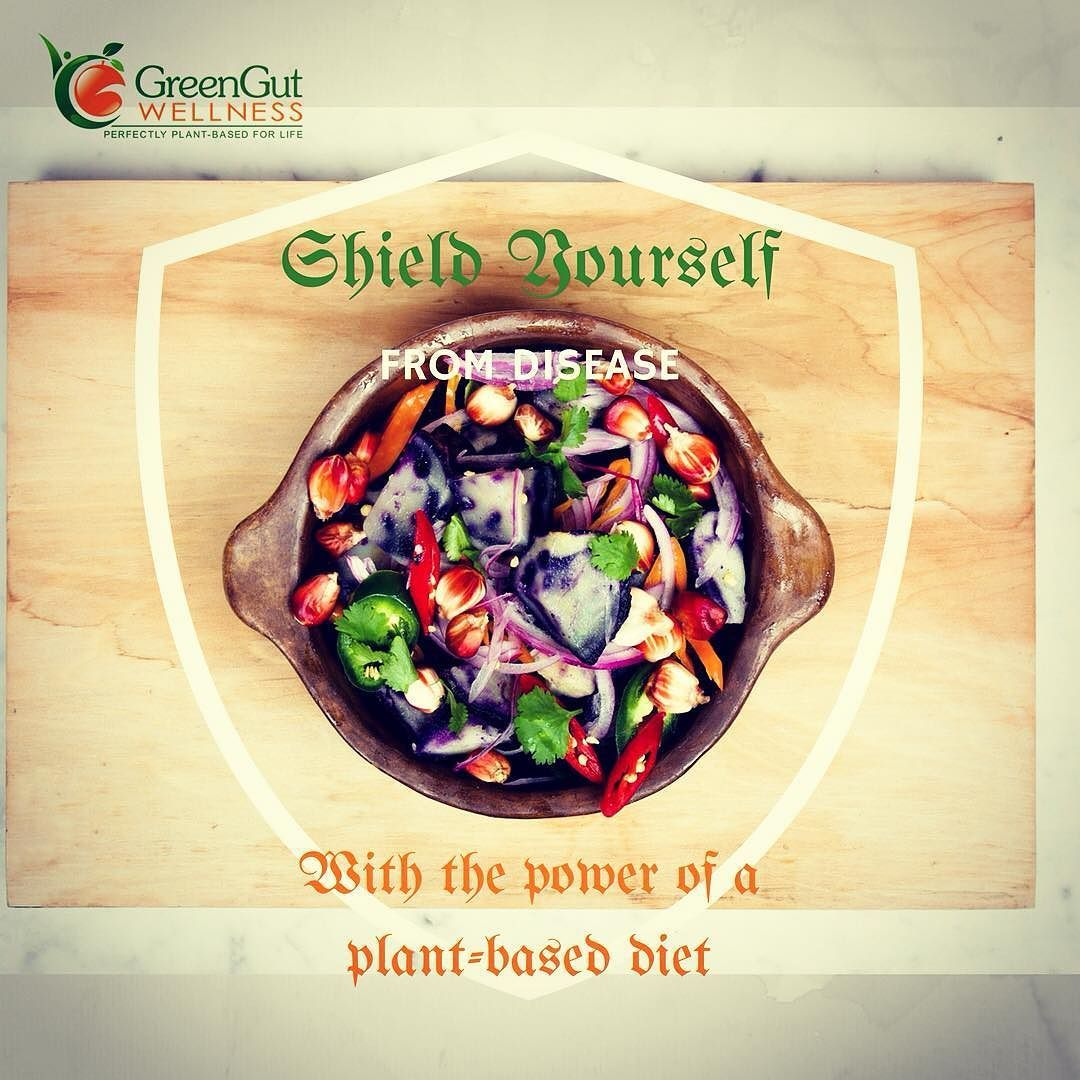Did You Know A Plant-based Diet Is A Mighty Warrior