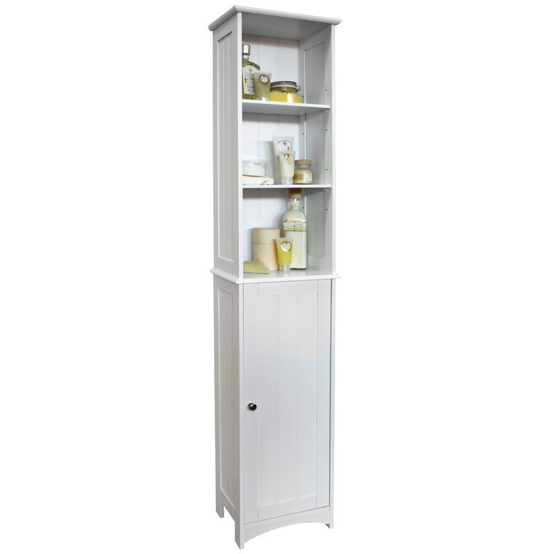 34 5 X 165cm Free Standing Tall Bathroom Cabinet Bathroom Tall Cabinet Cupboard Storage Tall Bathroom Storage Cabinet