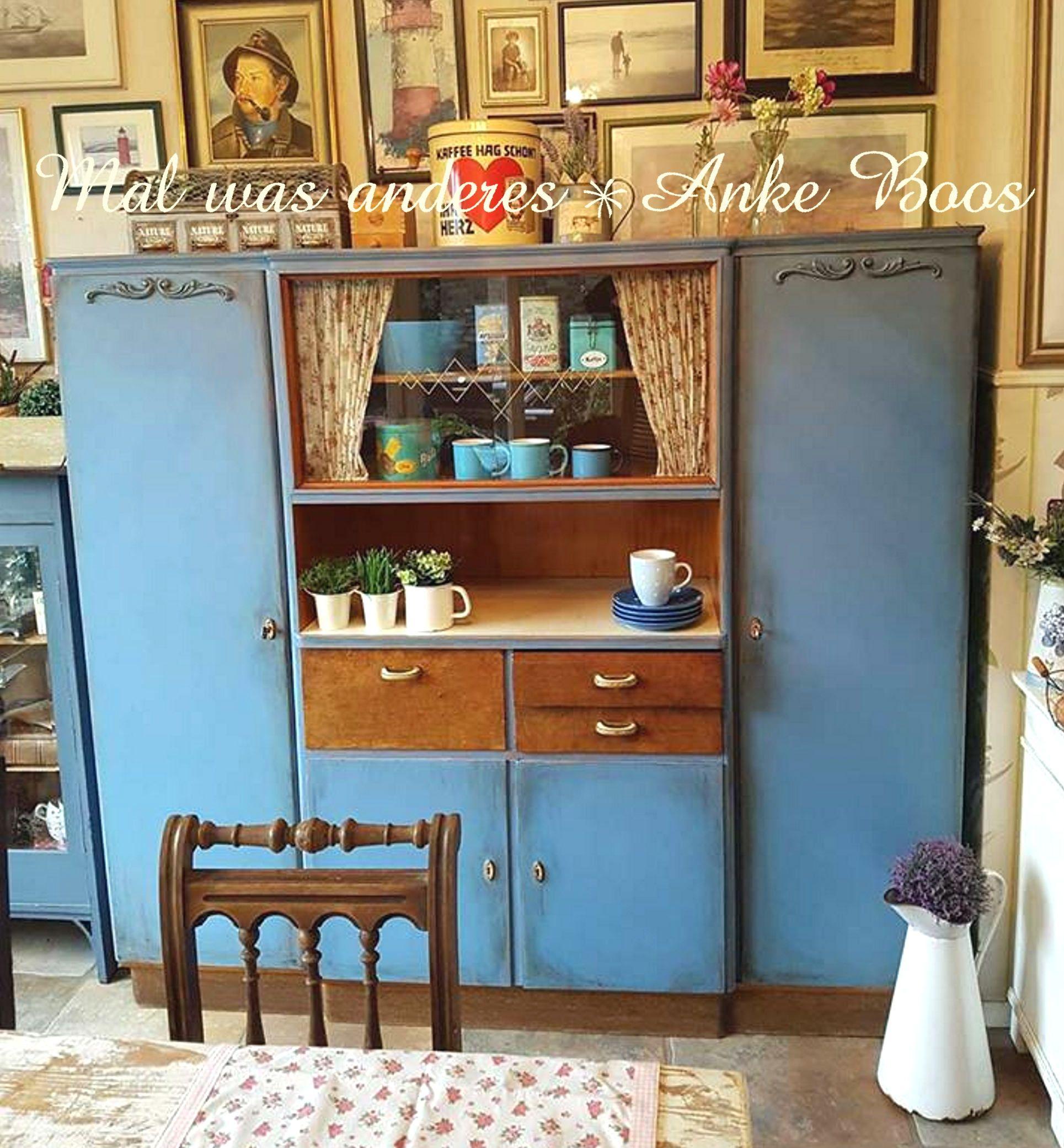 Sweet BULLERBÜ kitchen buffet * 50 * Shabby chic | Pinterest ...