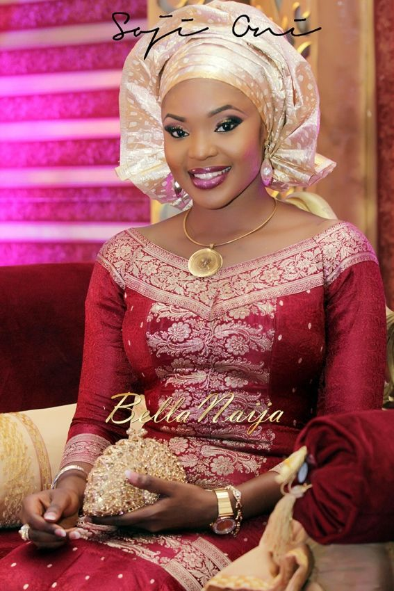 Aloaye & Tunde Yoruba Wedding in Lagos, Nigeria - BellaNaija 2015020 ...