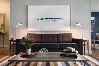 Central Park South Living Room By Hannah Blumenthal Interior