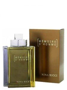 Memoire D'Homme by Nina Ricci in 2020   Perfume, Men perfume