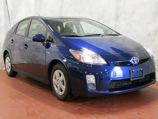 Used 2010 Toyota Prius For In Sudbury Ma 01776 Kelley Blue Book 14 298