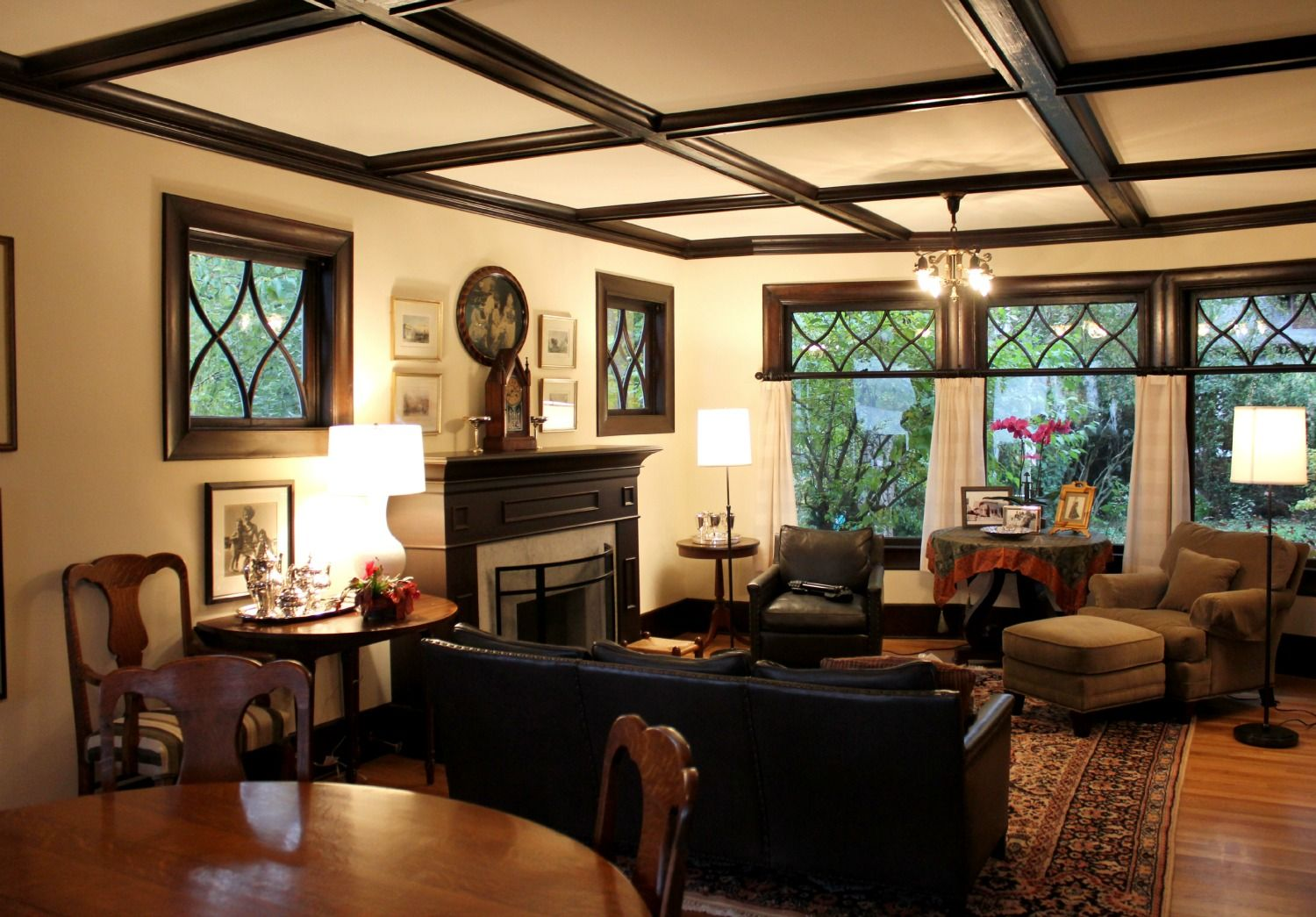 Contemporary Craftsman Interiors Google Search Craftsman Interior Design Pinterest