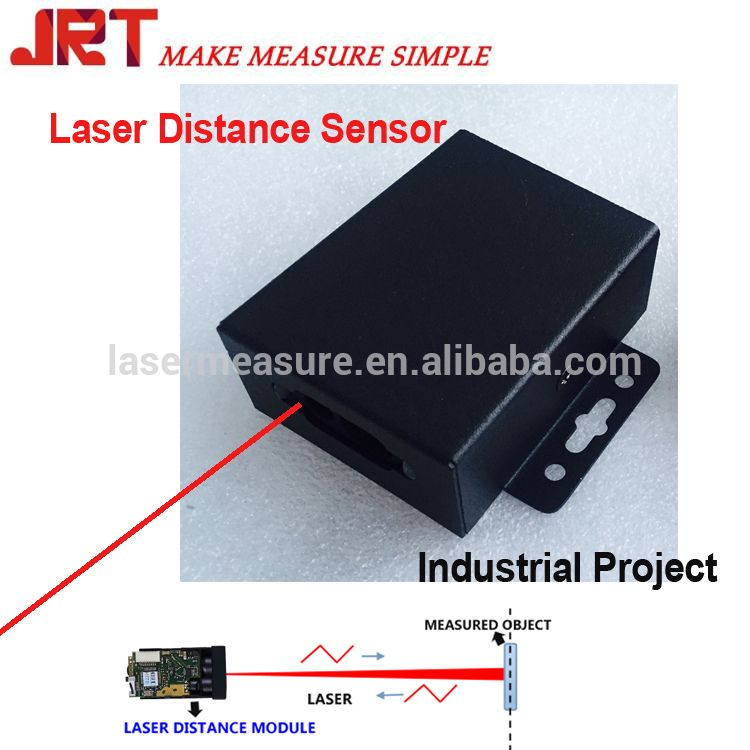 laser distance sensor for industrial project shared by jrt meter professional laser distance. Black Bedroom Furniture Sets. Home Design Ideas