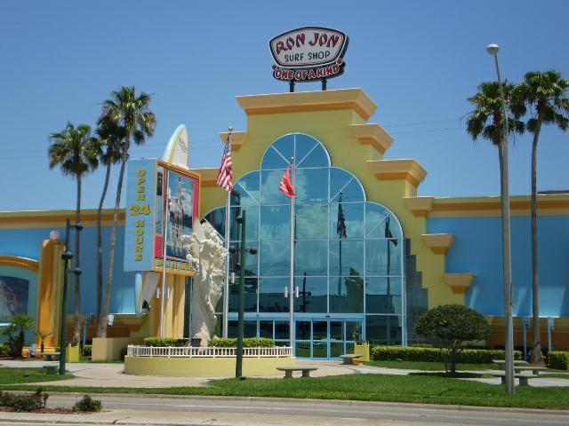 3f30c8f223 World Famous Ron Jon Surf Shop | Faire les Magasins au centre ...