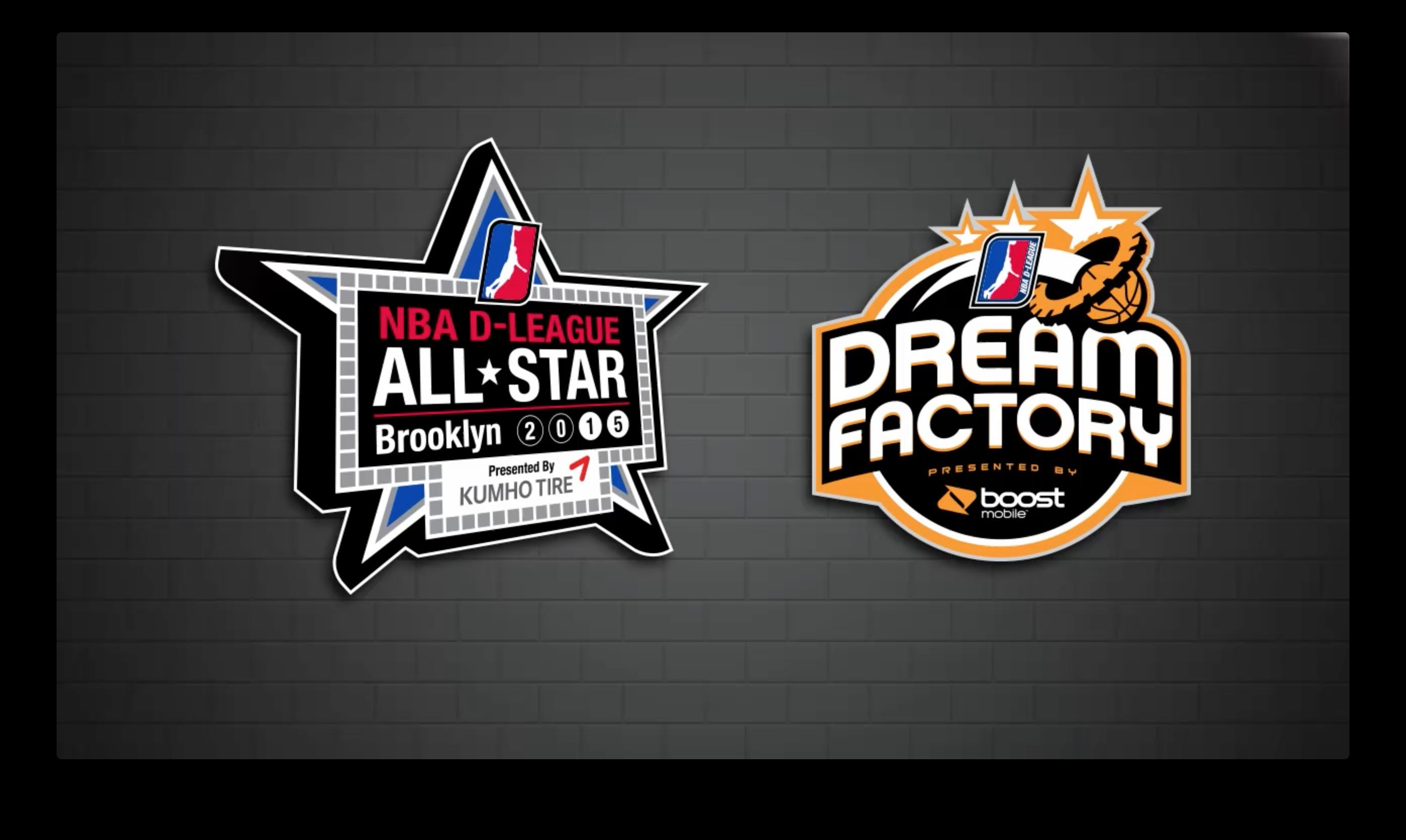 2015 NBA D-League All-Star Game & Dream Factory - YouTube  Hoopsters