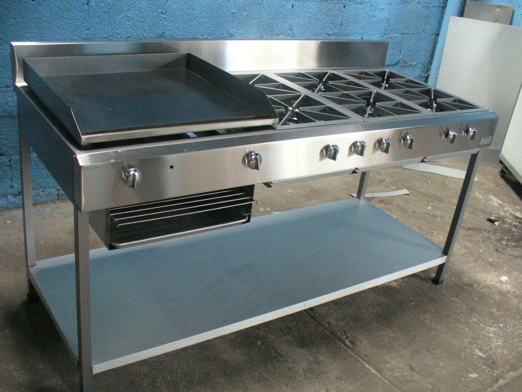 Tecnifrio estufa industrial de hornillas estufas for Estufas industriales