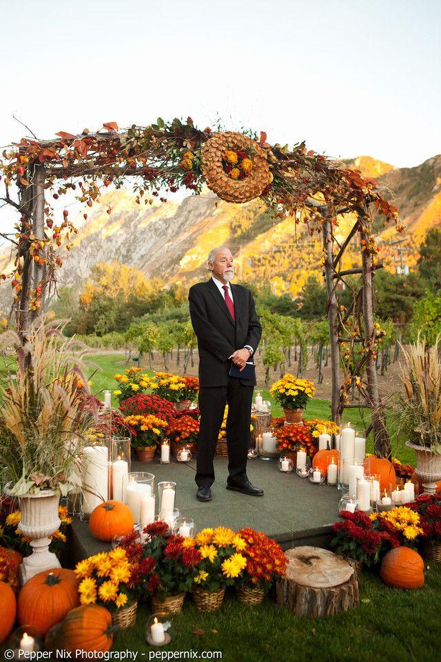 Fall in Utah, fall weddings, wedding inspiration, wedding venue, French, fairytale wedding.