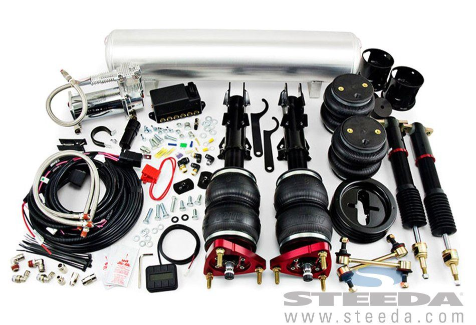 Air Lift Performance Mustang Air Lift Suspension Full Kit