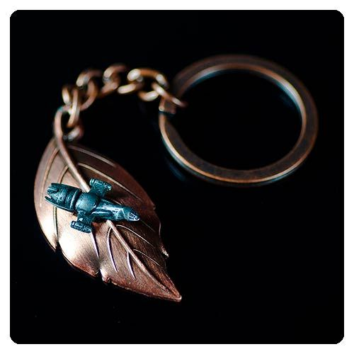 f2df46687bd5 Firefly Leaf on the Wind Key Chain Pendant - Quantum Mechanix - Firefly  Serenity - Jewelry at Entertainment Earth