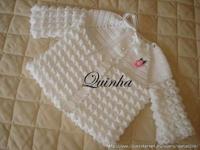 How To Make A Crochet Baby Sweater 6 Free Pattern Ideas Pinteres