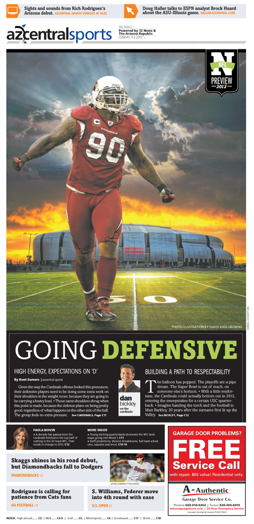 football previews 2012 - Rachel Orr | Design Layout and Photography